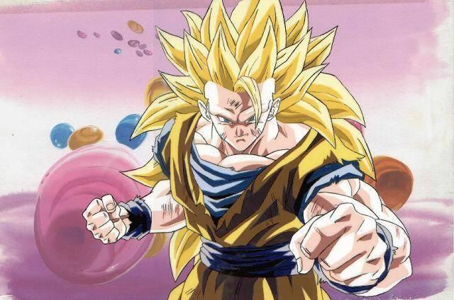 Sangoku super sayan 3 dragonballz - Sangoku super sayen 3 ...